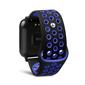 Smartwatch Deportivo Multifunción Sw-650 Negro/azul