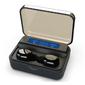 Mini Auriculares Bluetooth + Funda Carga S590-tws Negro