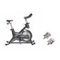 Set Bicicleta Indoor Salter Pt 1890 + Pedales M-324 Mixtos Shimano