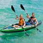 Kayak Hinchable Intex Challenger K2 Y 2 Remos