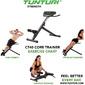 Banco De Musculación Ct40 Core Trainer Tunturi.