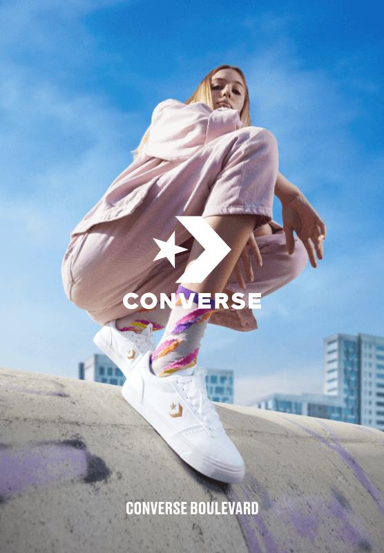 Converse Boulevard