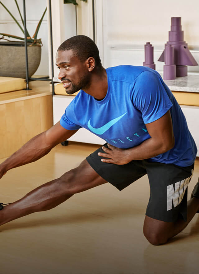 Entrena con Nike y Jonathan Mengeli