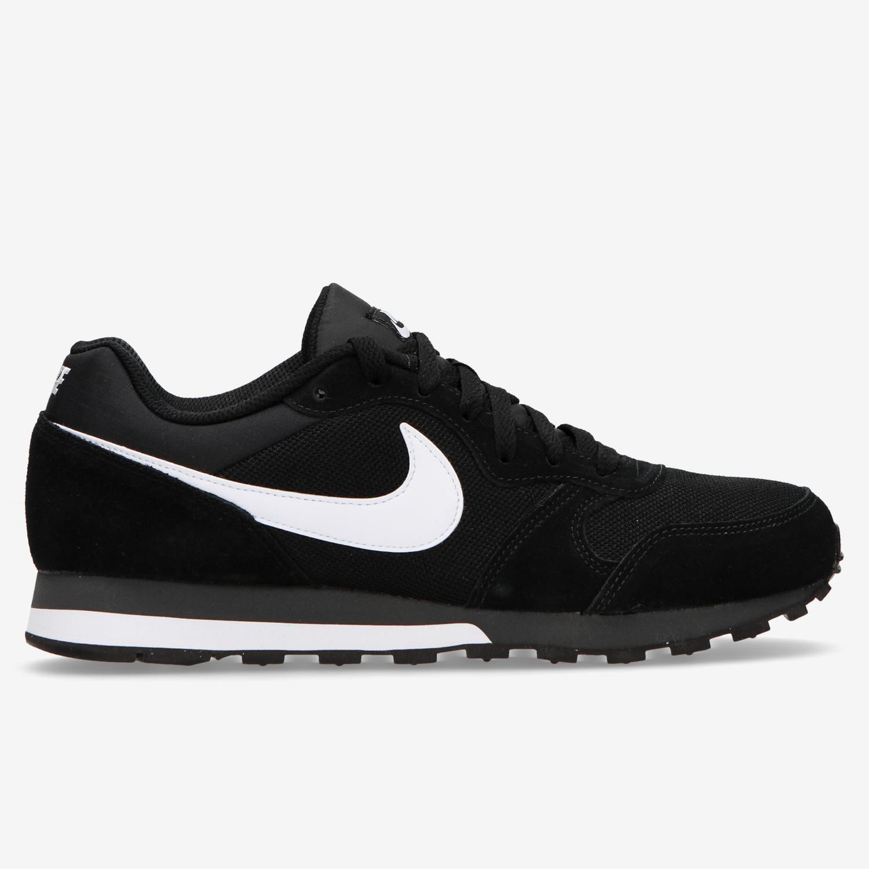 Nike Runner 2 Sneakers Negro Hombre - NEGRO | Sprinter