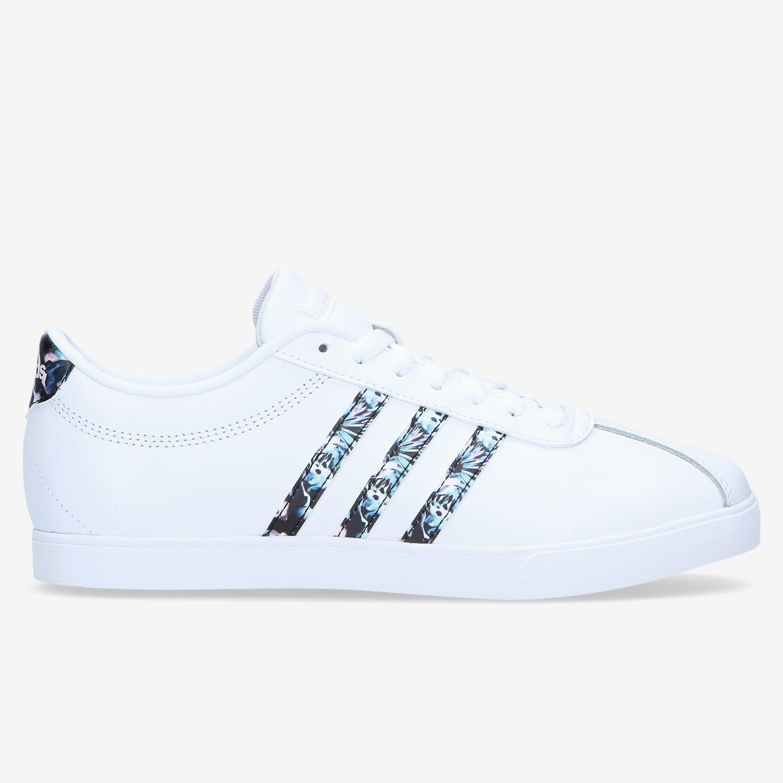 Blancas mujerSprinter Courtset adidas adidas Zapatillas E2HIWD9