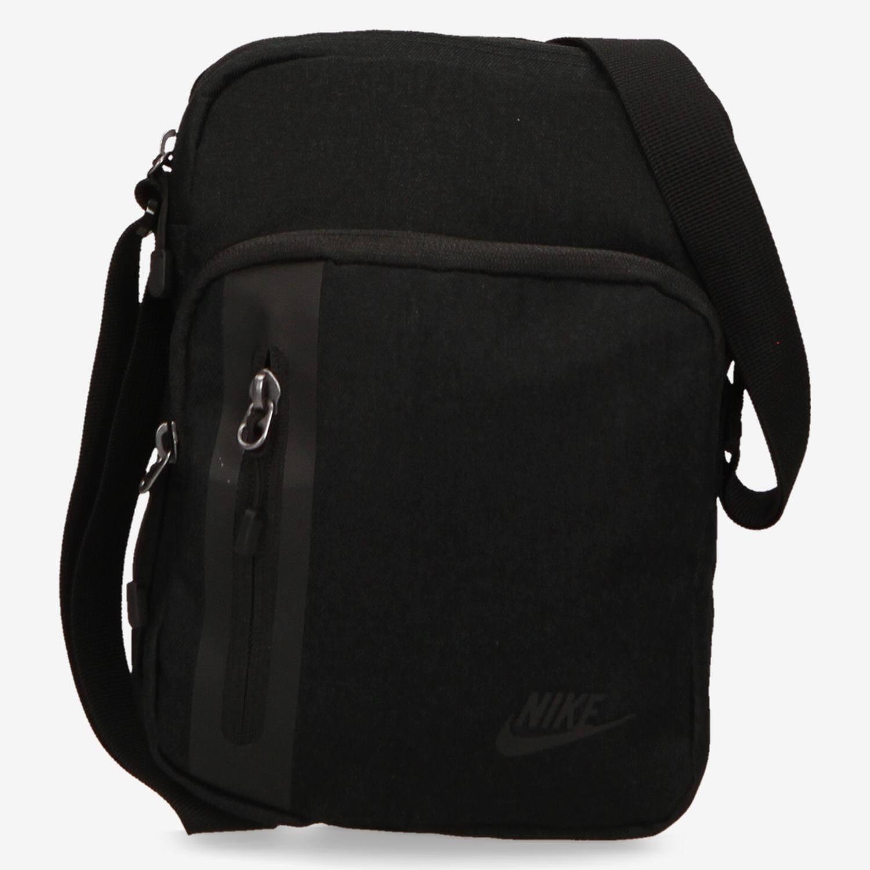 Inmundo rotación dinastía  Bandolera Nike Tech - Negro - Bandolera | Sprinter
