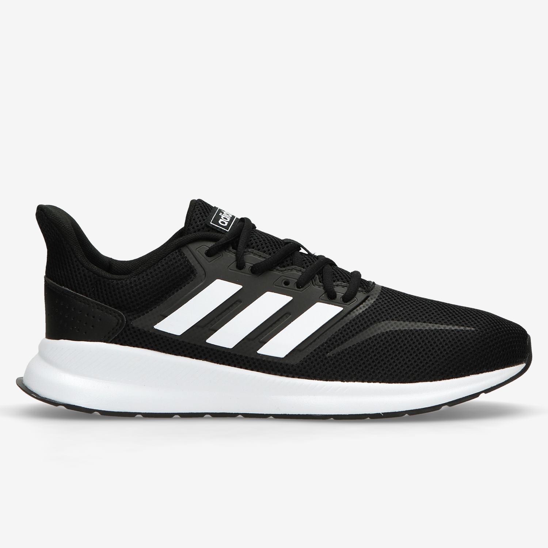 adidas Runfalcon - Negro - Zapatillas Running Hombre