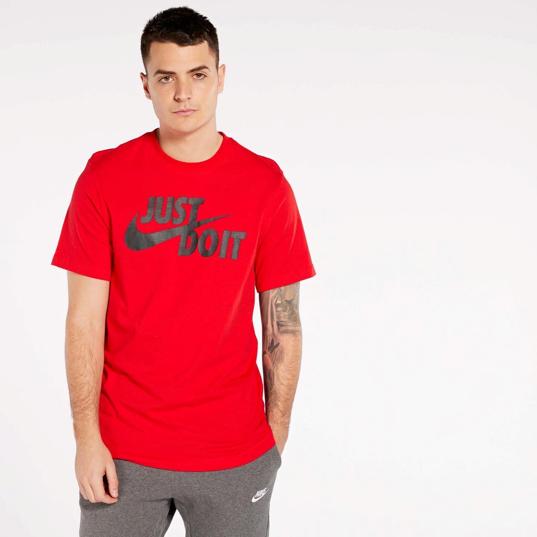 Camiseta Nike - Rojo - Camiseta Hombre   Sprinter