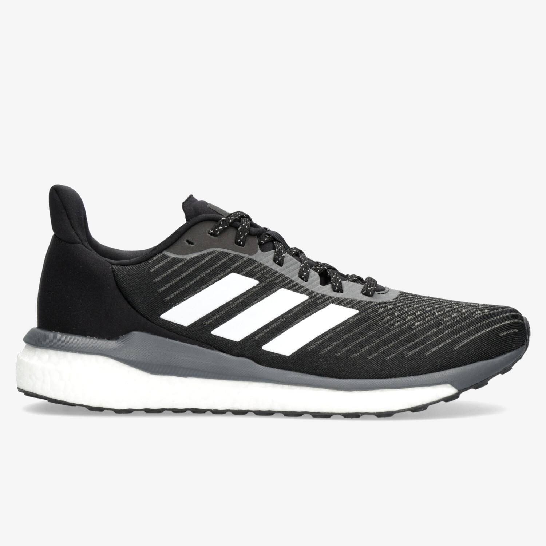 adidas Solar Drive 19 - Negro - Zapatillas Running Hombre