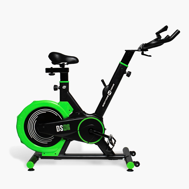 Bicicleta Estática Bodytoneds06 Preto Indoor Spinning Sport Zone