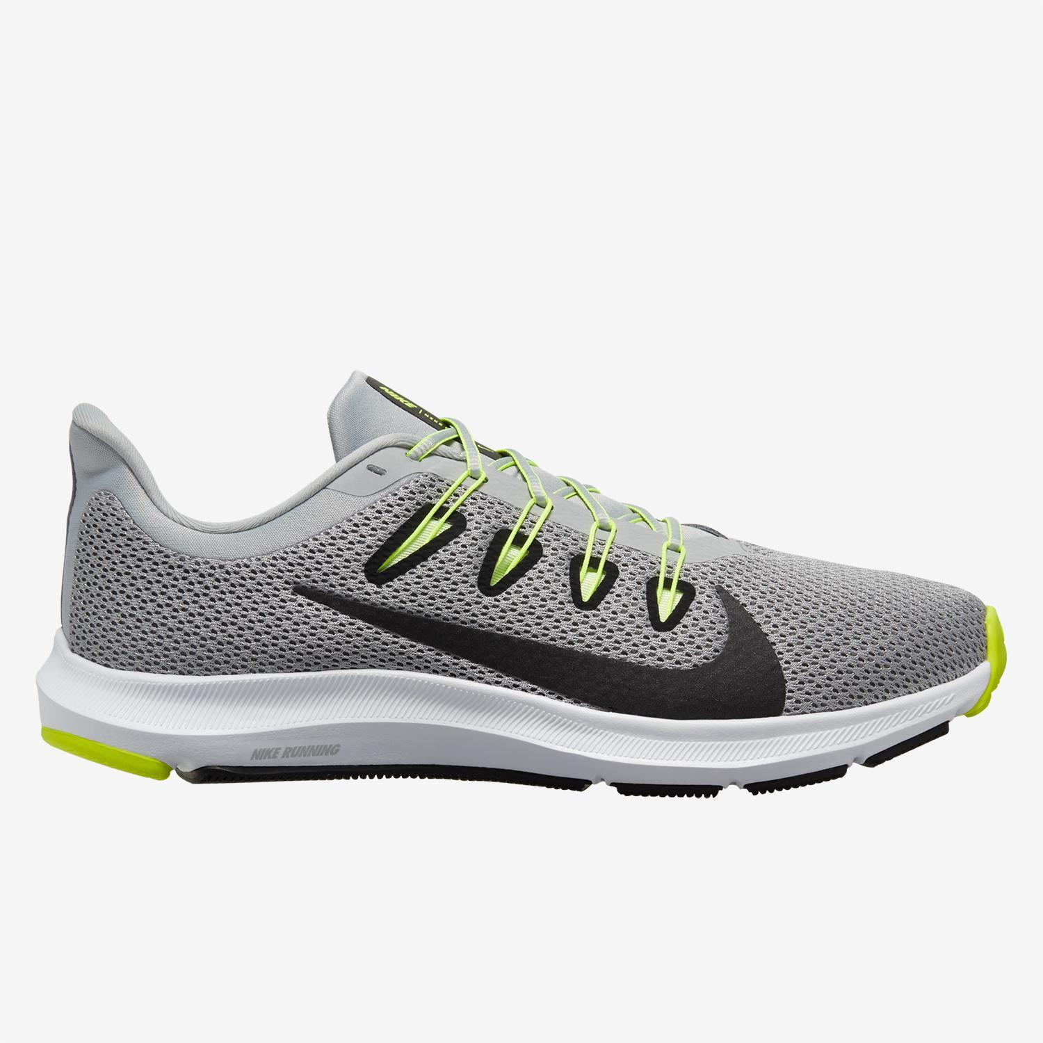 Nike Quest 2 - Grises - Zapatillas Running Hombre | Sprinter