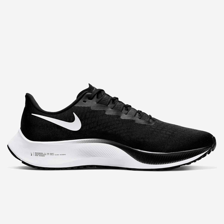 Nike Air Zoom Pegasus 37 Negro Zapatillas Running Hombre
