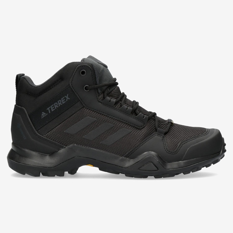 adidas Terrex Ax3 - Negro - Botas Montaña Hombre