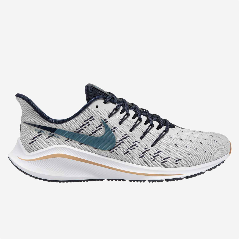 Nike Air Zoom Vomero 14 - Gris - Zapatillas Running Hombre