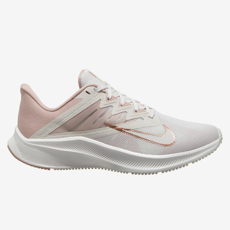 Nike Quest 3 - Rosa - Zapatillas Running Mujer