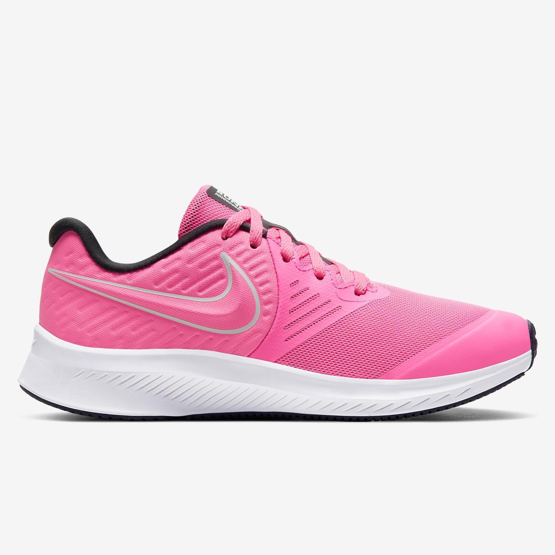 Nike Star Runner 2 Rosa - Zapatillas Running Chica