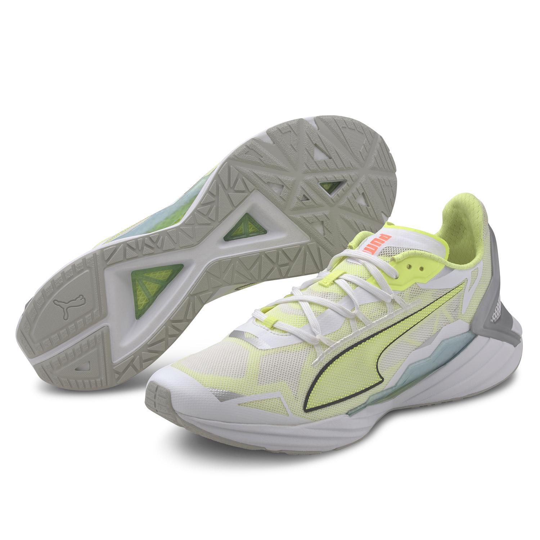 Puma Ultraride - Blanco - Zapatillas Running Hombre