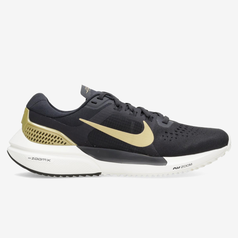 Nike Air Zoom Vomero 15 - Negro - Zapatillas Running Mujer