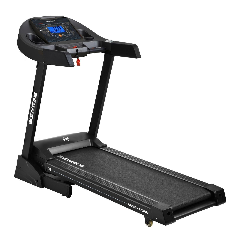 Cinta Correr 16Km/h Bodytone - Negro - Treadmill talla T.U.