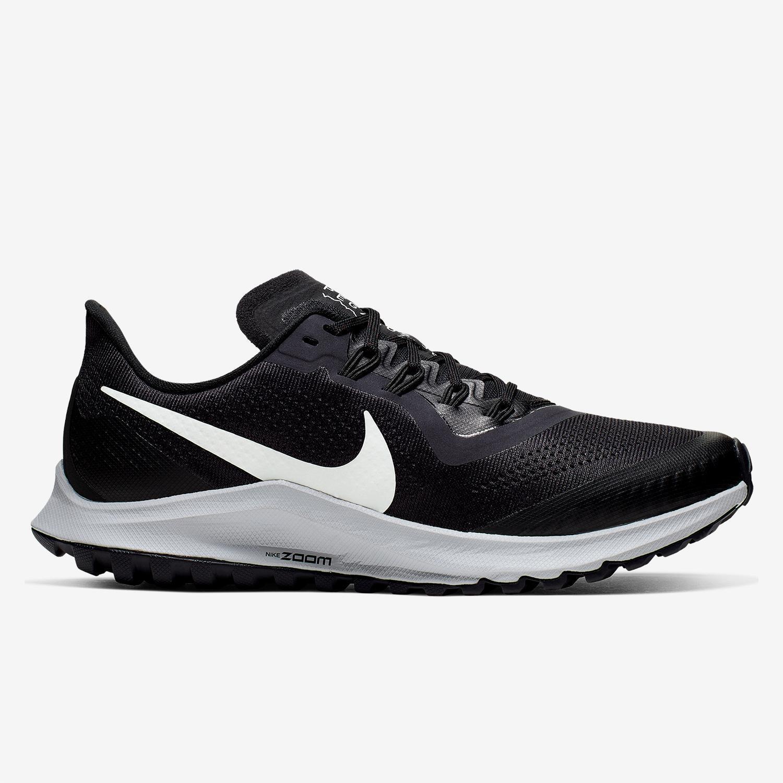 Nike Air Zoom Pegasus 36 - Negro - Zapatillas Trail Mujer