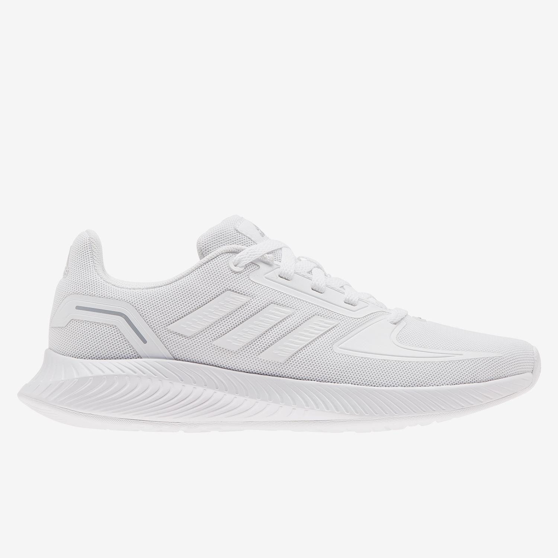 adidas Runfalcon 2.0 - Blancas - Zapatillas Running Chica