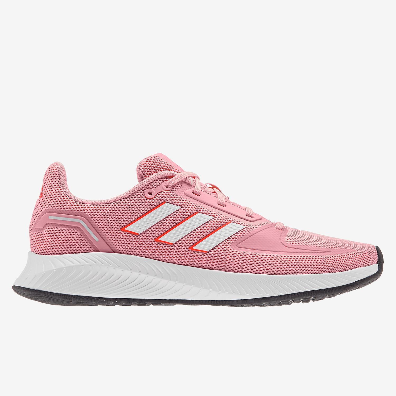 adidas Runfalcon 2.0 - Rosa - Zapatillas Running Mujer