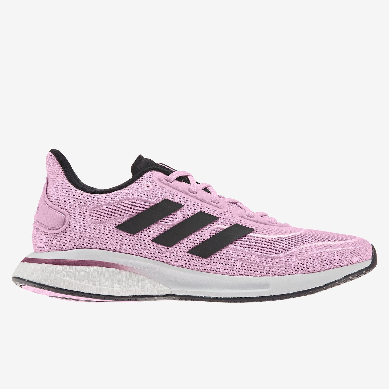 adidas Supernova - Rosa - Zapatillas Running Mujer