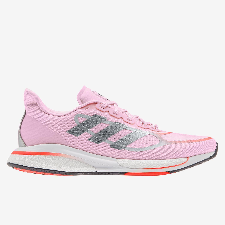 adidas Supernova - Rosas- Zapatillas Running Mujer