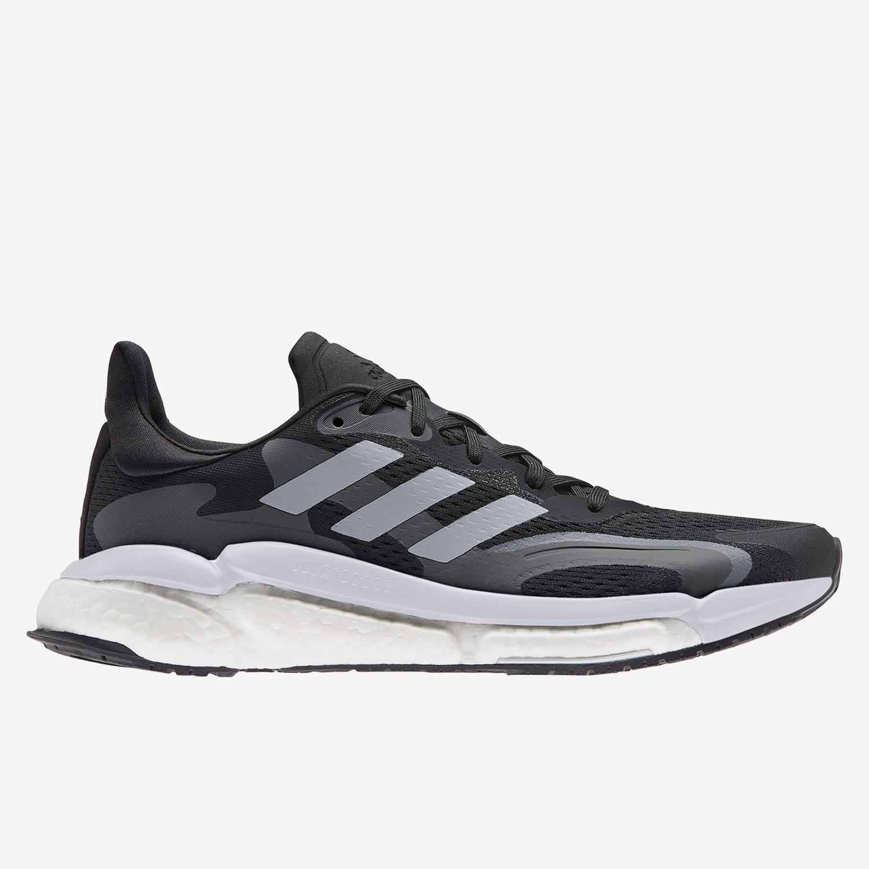 adidas Solar Boost 21 - Negro - Zapatillas Running Mujer