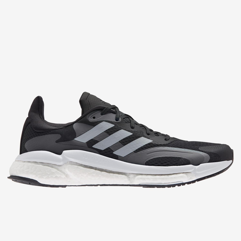 adidas Solar Boost 21 - Negro - Zapatillas Running Hombre