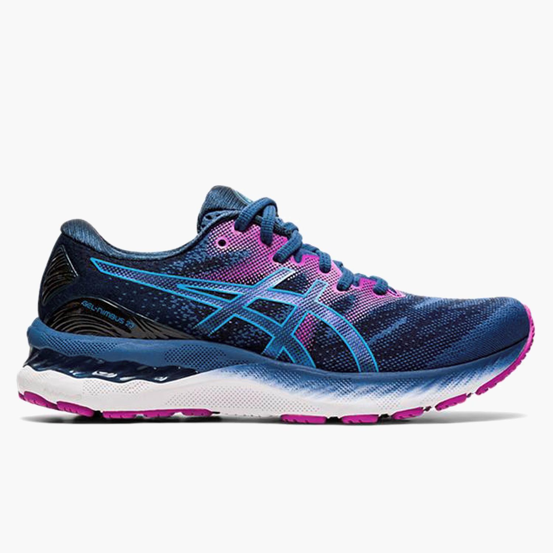 Asics Gel Nimbus 23 - Azul - Zapatillas Running Mujer