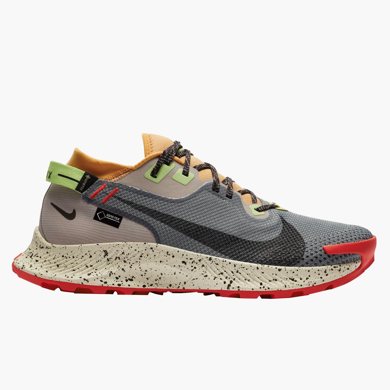 Nike Pegasus Trail 2 GTX - Gris - Zapatillas Trail Hombre