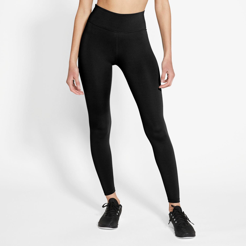 Nike One -Negro- Mallas Running Mujer
