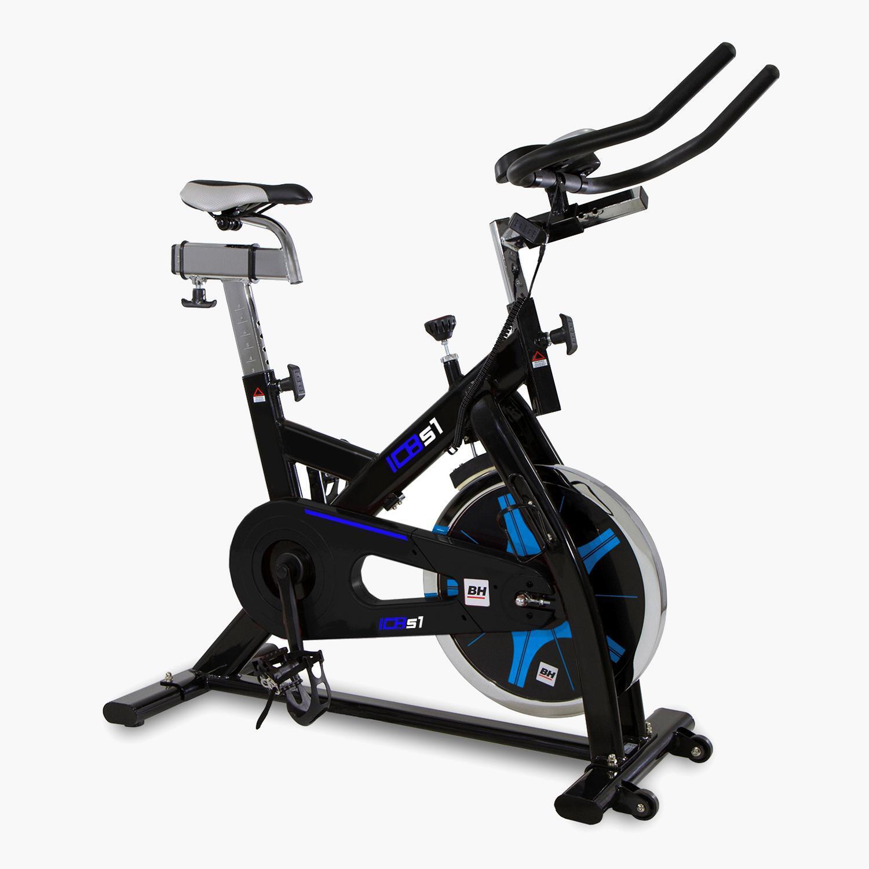 Bh Spinred 16kg - Negro - Bicicleta Spinning talla T.U.