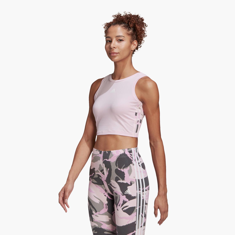 adidas Essentials - Rosa - Camiseta Mujer