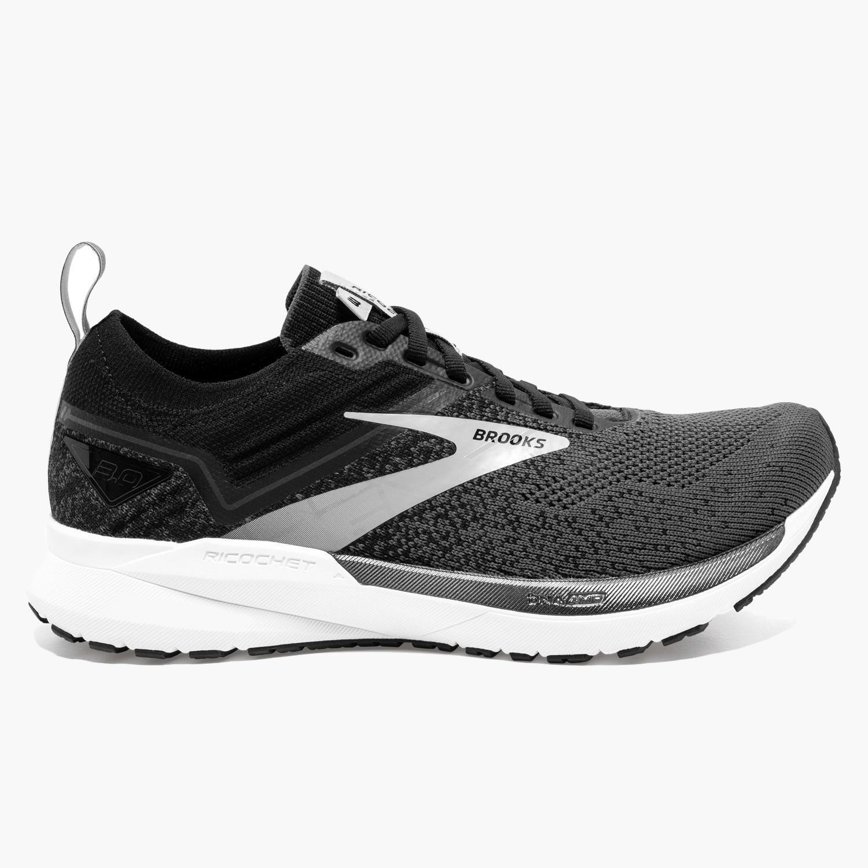 Brooks Ricochet 3 - Negro - Zapatillas Running Mujer