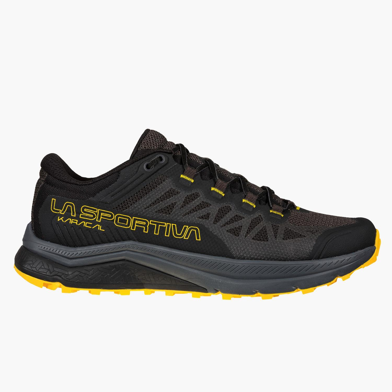 La Sportiva Karacal - Negras - Zapatillas Trekking Hombre