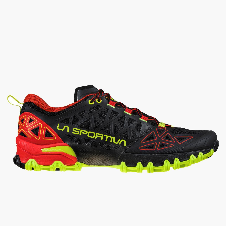 La Sportiva Bushido Ii - Negras - Zapatillas Trekking Hombre