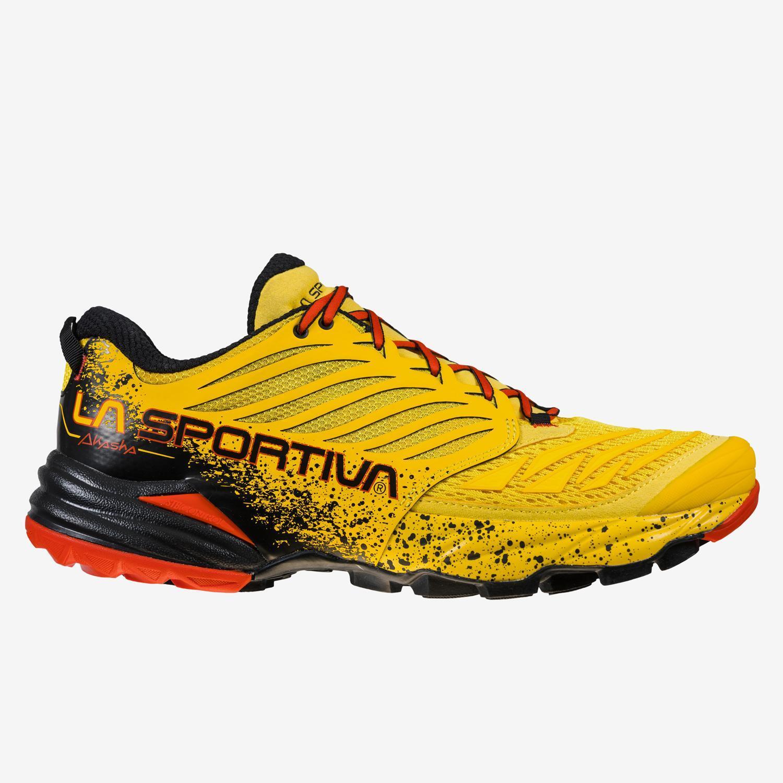 La Sportiva Akasha - Amarillas - Zapatillas Trekking Hombre