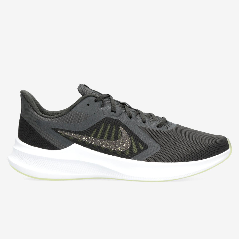 Nike Downshifter 10 - Negro - Zapatillas Running Hombre