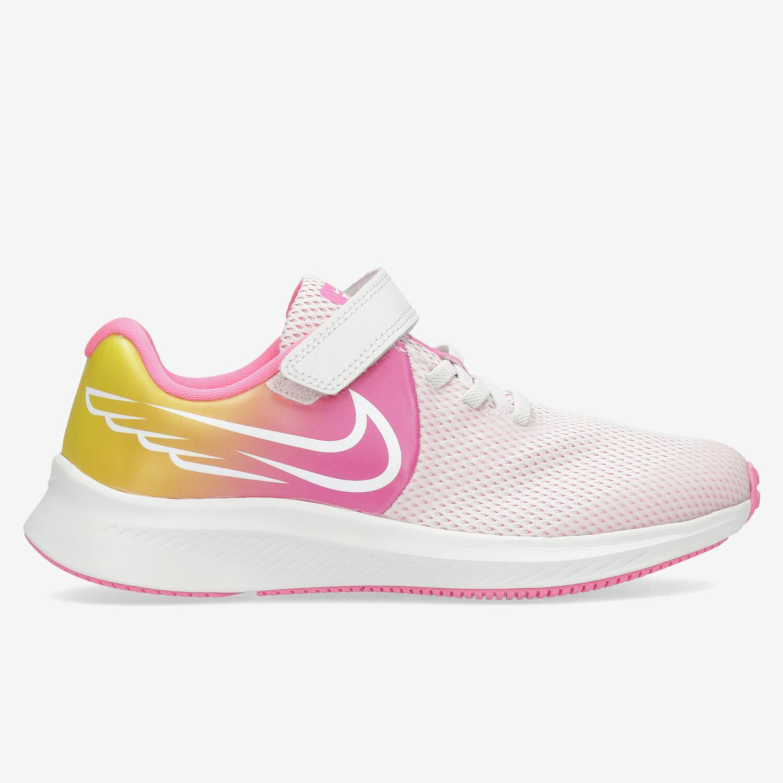 Nike Star Runner 2 - Rosa - Zapatillas Running Niña