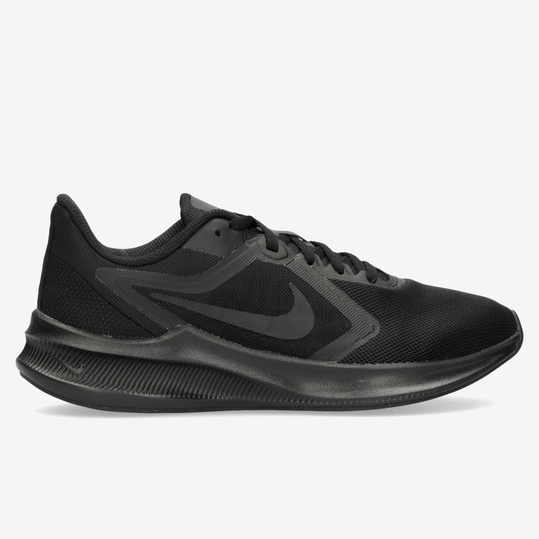 Nike Downshifter 10 - Negro - Zapatillas Running Mujer