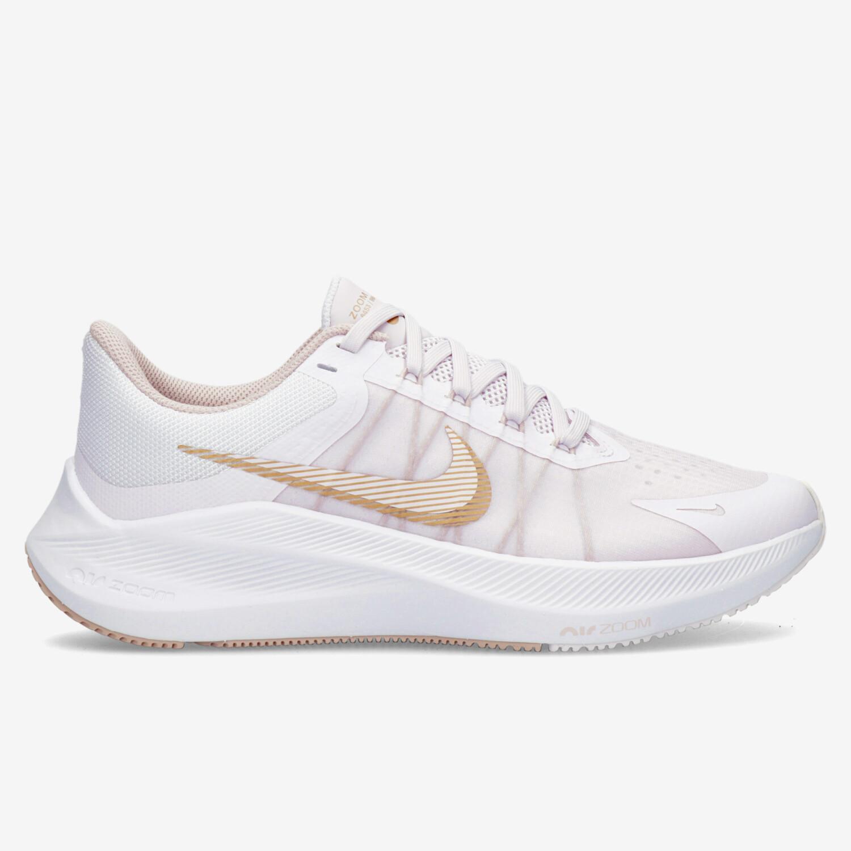 Nike Winflo 8 - Malva - Zapatillas Running Mujer