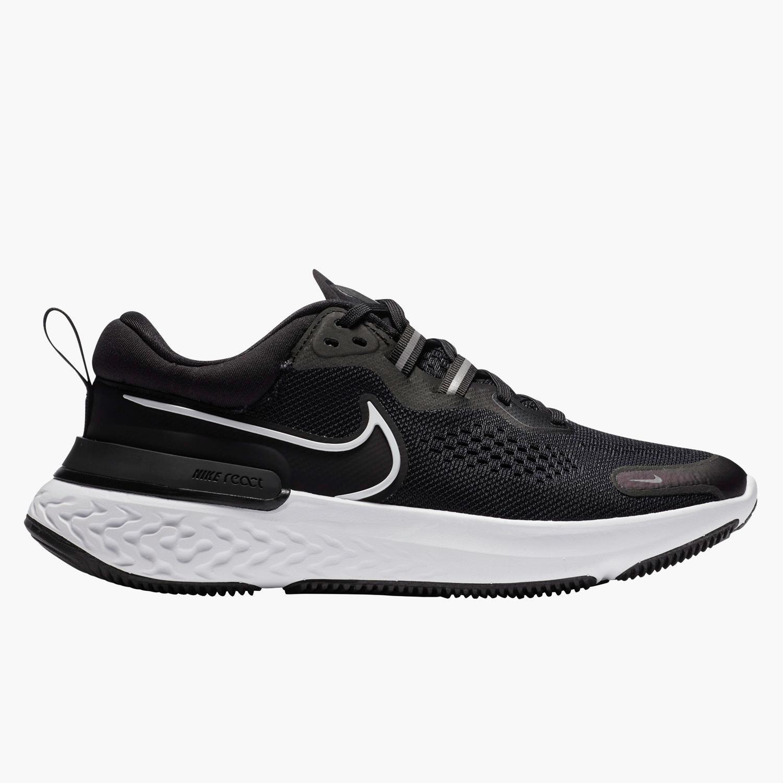 Nike React Miler 2 - Negras - Zapatillas Running Mujer