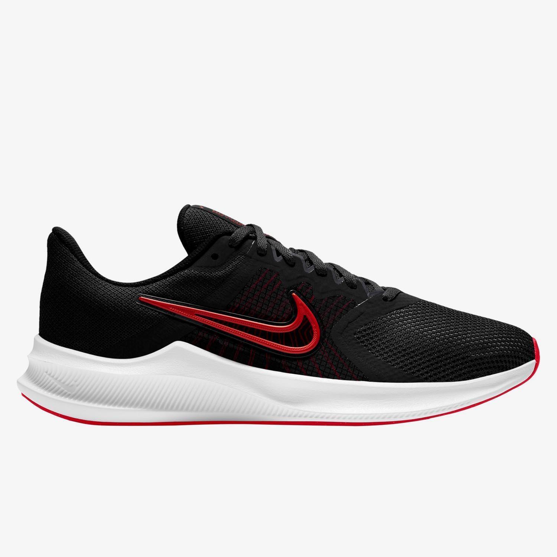 Nike Downshifter 11 - Negras - Zapatillas Running Hombre