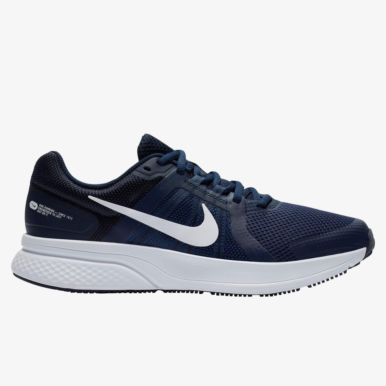 Nike Run Swift 2 - Marino - Zapatillas Running Hombre
