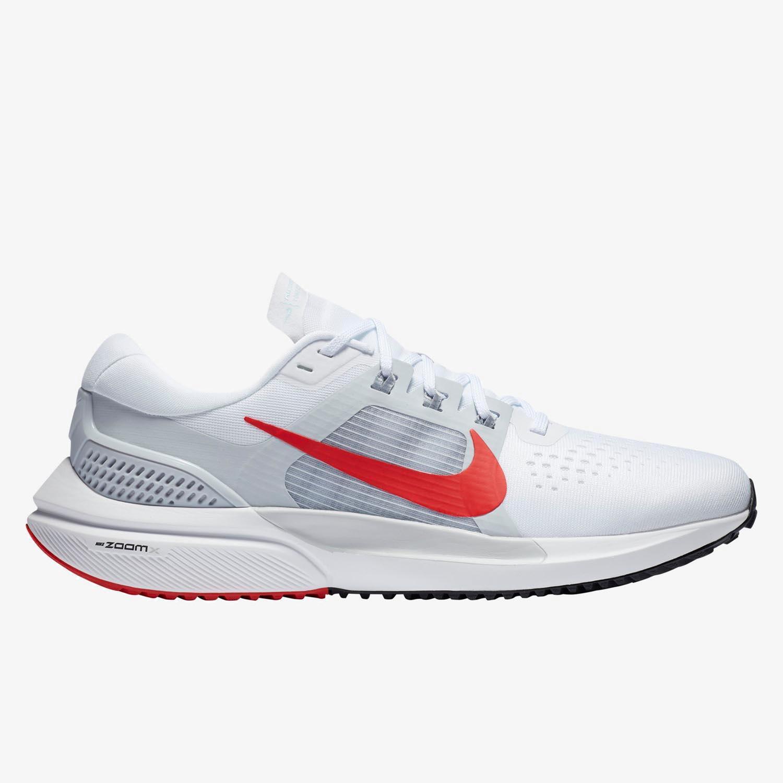 Nike Air Zoom Vomero 15 - Blancas - Zapatillas Running Hombre