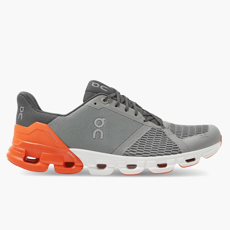 On Running Cloudflyer - Gris - Zapatillas Running Hombre