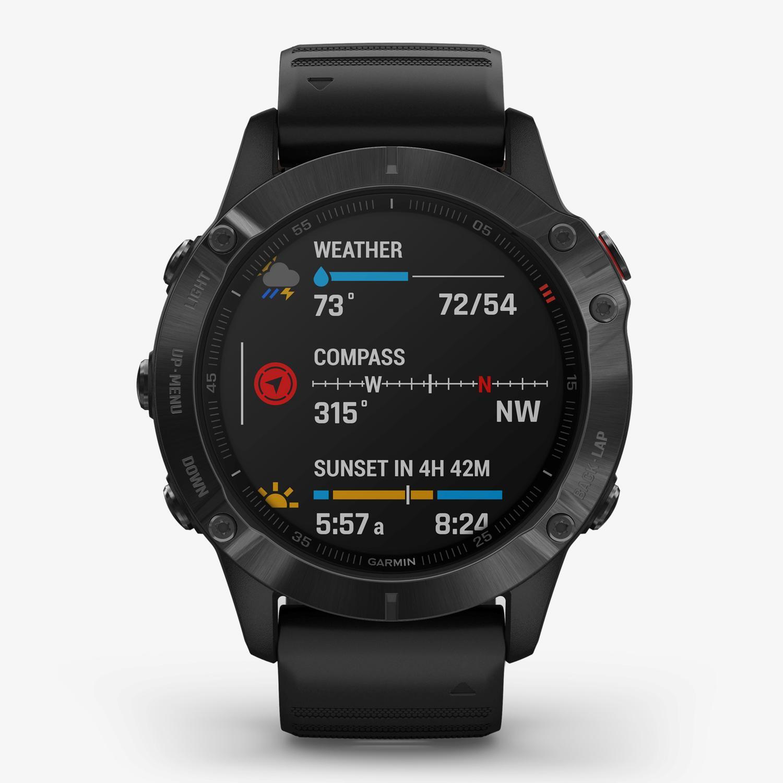 Garmin Fenix 6 Pro - Negro - Reloj Deportivo MKP