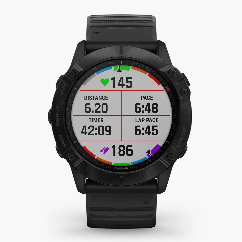 Garmin Fenix 6X Pro - Negro - Reloj Deportivo